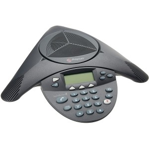 Poly SOUNDSTATION2 PHONE DISPLAY. CONFERENCE EXP INCLUDES 110-127V AC - 2200-16200-014