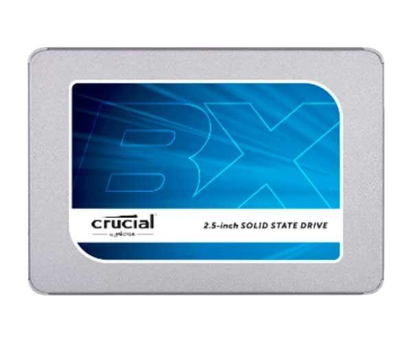 SSD 120GB BX300 SATA3 2,5 CRUCIAL- CT120BX300SSD1 - CT120BX300SSD1