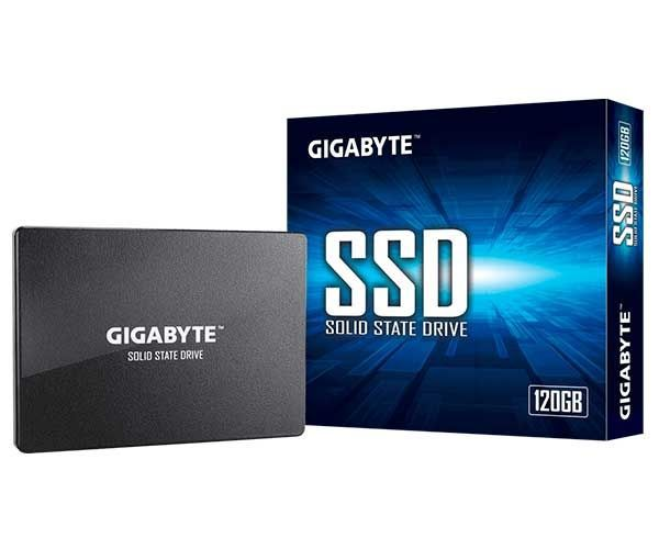 SSD 120GB Gigabyte SATA III 6 GB/S - GP-GSTFS31120GNTD