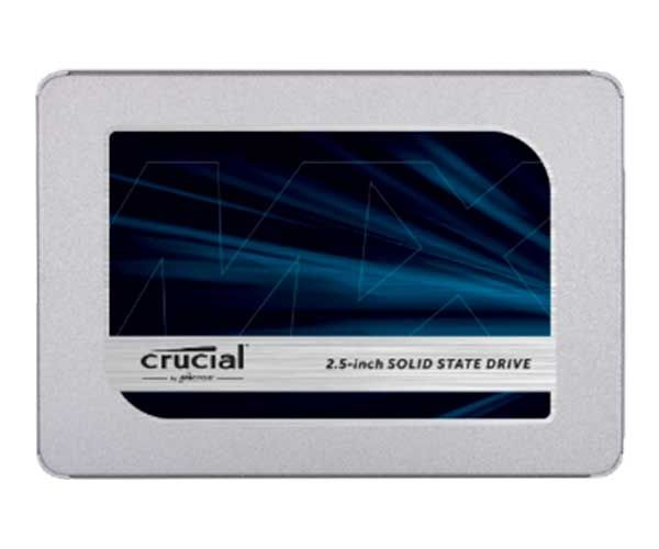 SSD 500GB Crucial MX500 SATA III 6Gb/s CT500MX500SSD1