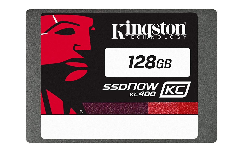 SSD Kingston KC400 2,5´ 256GB SATA III - SKC400S37/256G