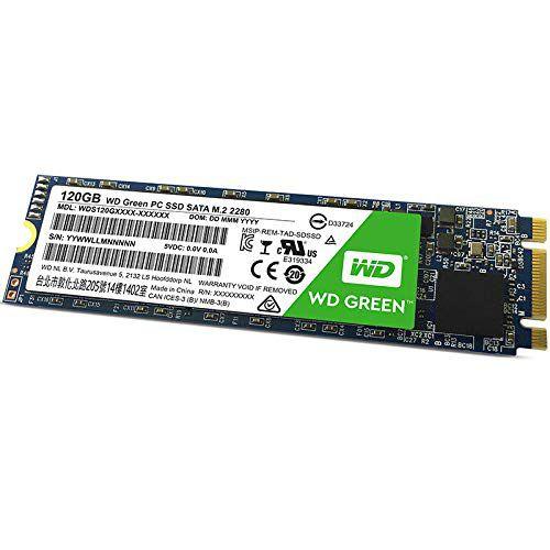 SSD M.2  120GB Western Digital WDS120G1G0B - WDS120G1G0B