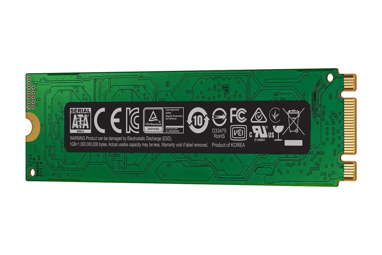 SSD M.2  500GB Samsung 860 EVO 3D V-NAND SATA MZ-N6E500BW - MZ-N6E500BW
