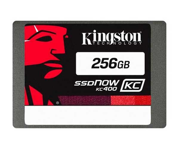 SSD SKC400S37/256G KINGSTON 256GB KC400 SKC400/256GB - SKC400/256GB