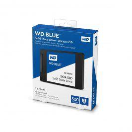 SSD WD 500gb Blue Sata3 2.5 7mm WDS500G2B0A