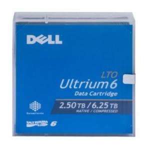 Dell EMC STORAGE DELL 5 PACK LTO 6 MEDIA - 342-5458