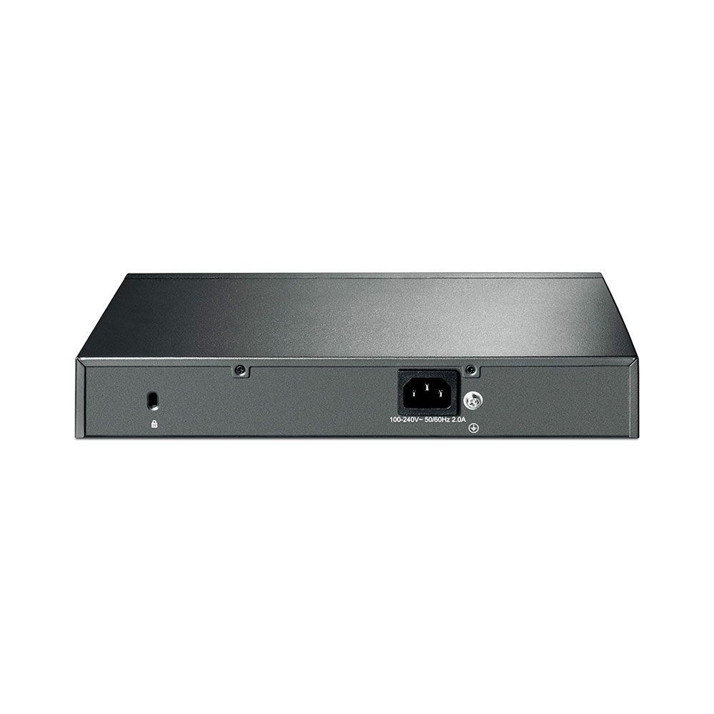 Switch TP-Link 08pt T1500G-10MPS JetStream Gigabit PoE+Smart 2 SFP - TPL054