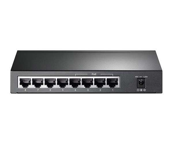 Switch TP-Link 08pt TL-SG1008P Gigabit com 4 portas POE - G032000169