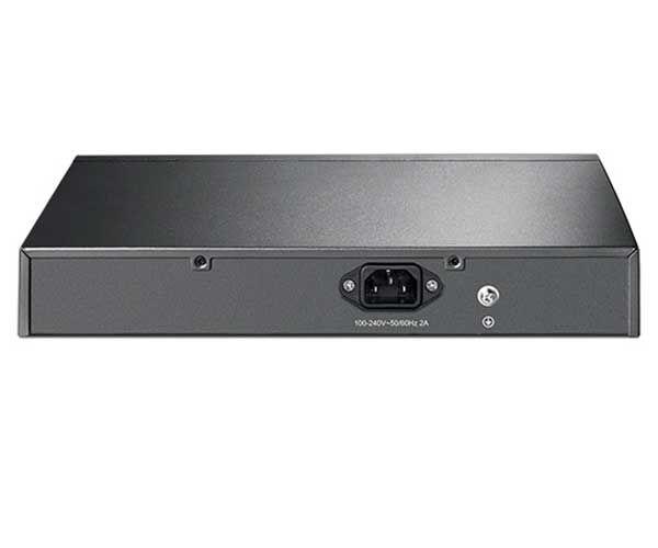 Switch TP-Link 08pt TL-SG1008PE Gigabit com 8 Portas POE
