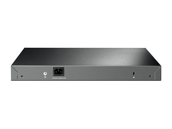 Switch TP-Link 24pt T2600G-28MPS (TL-SG3424P) Gigabit POE+ L2 4 Slots