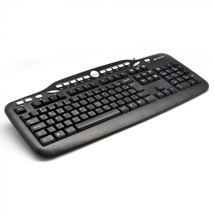 TECL USB MULT KB-M500BK PRETO C3T*