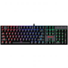 Teclado Mecânico Gamer Redragon Mitra K551 RGB Switch Outemu Red