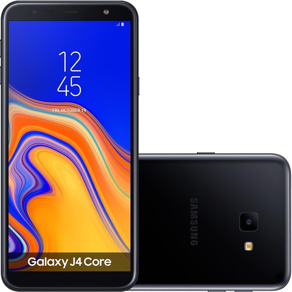 SMARTPHONE GALAXY J4 CORE 16GB PRETO - SM-J410GZKJZTO