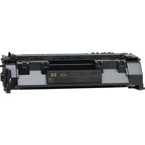 TONER HP 05A PRETO - CE505AB RENDIMENTO PARA 2.300 PGS - CE505AB
