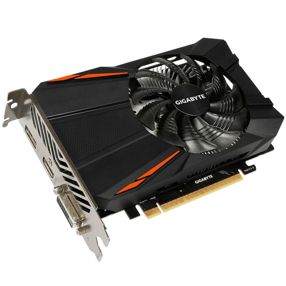 VGA GeForce 3GB GTX 1050 DDR5 GV-N1050D5-3GD Gigabyte
