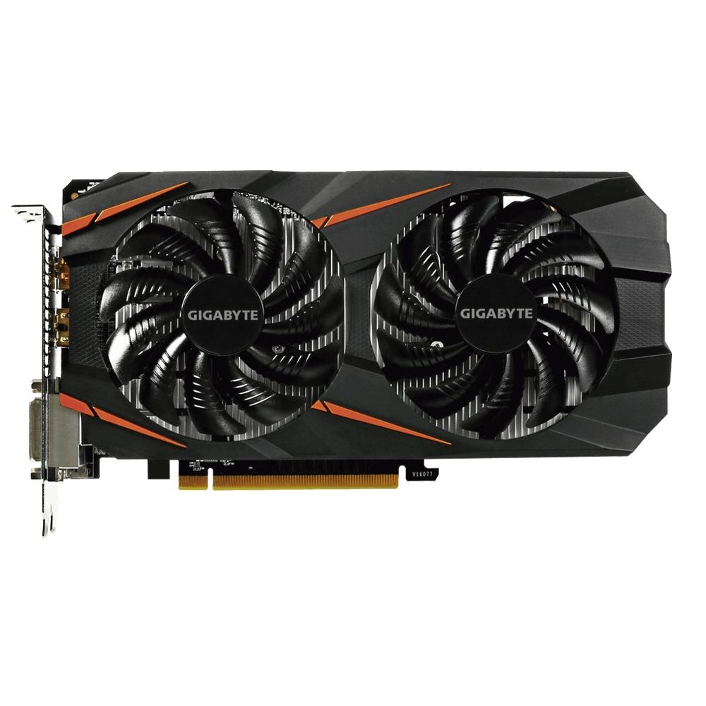 VGA GeForce 3GB GTX 1060 G1 Windforce 2X GDDR5 GV-N1060WF2O
