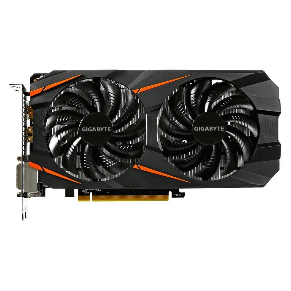 VGA GeForce 3GB GTX 1060 G1 Windforce 2X GDDR5 GV-N1060WF2OC-3GD