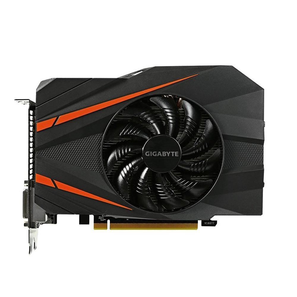 VGA GeForce 3GB GTX 1060 Mini ITX OC DDR5 Gigabyte GV-N1060IXOC-3GD