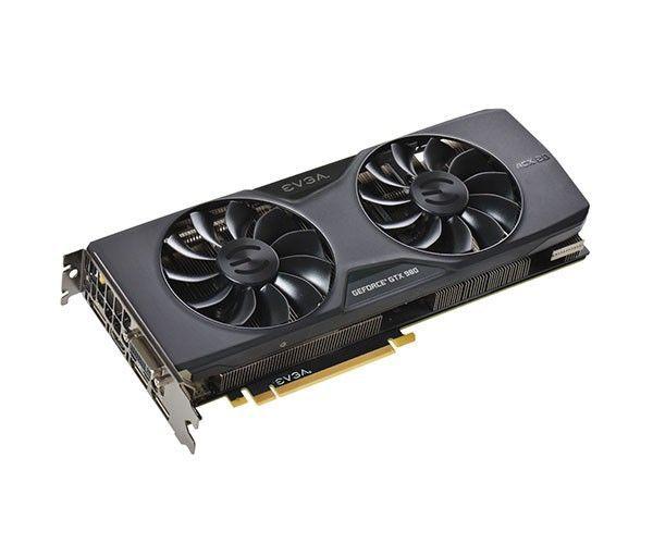 VGA GeForce 4GB GTX980 EVGA ACX 2.0 GDDR5 256 bits  04G-P4-2981-KR