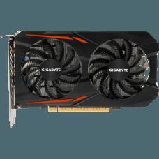 VGA GeForce 4GB GTX 1050Ti OC Windforce 2x Gigabyte  GV-N105TOC-4GD - GV-N105TOC-4GD