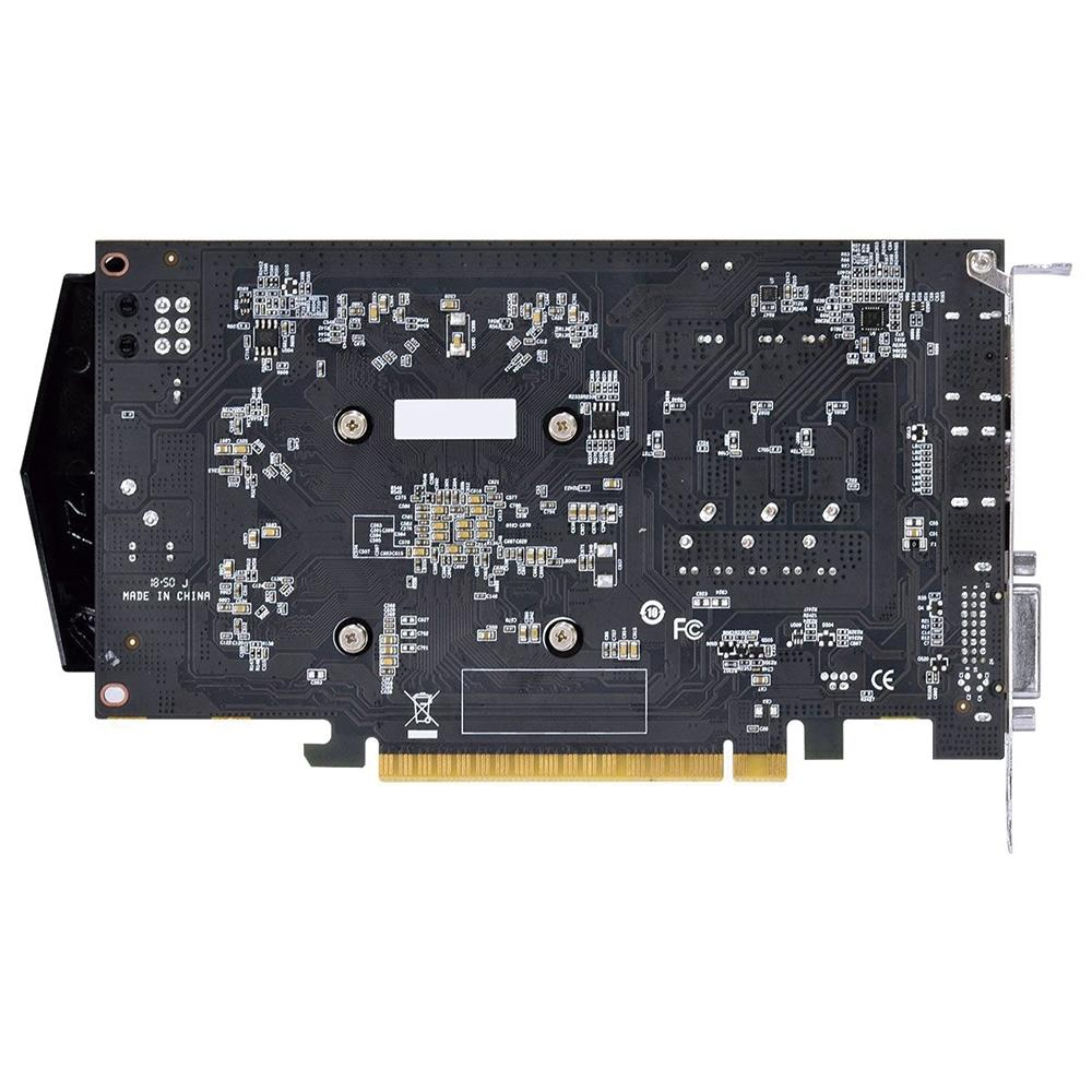VGA GeForce 4GB GTX 1050Ti PCYes DDR5 PA1050TI12804G5DF