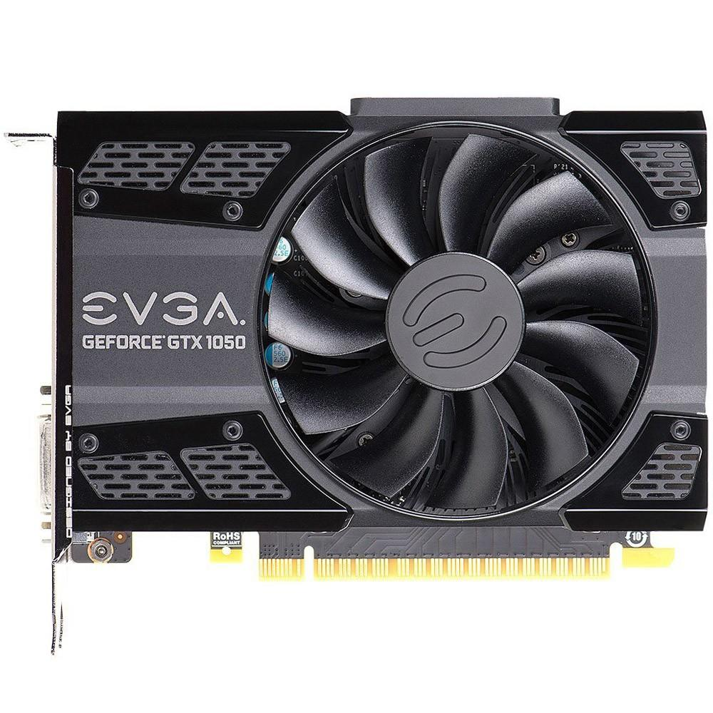 VGA GeForce 4GB GTX 1050Ti SC Gaming GDDR5 04G-P4-6253-KR EVGA