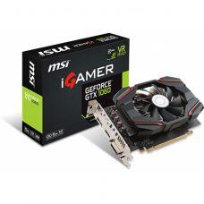 VGA GeForce 6GB GTX 1060 OC IGAMER DDR5 PCI-E 3.0 - MSI 912-V809-2463 - 912-V809-2463