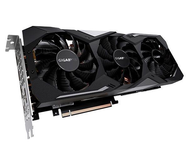 VGA GeForce 8GB RTX 2080 Windforce, GDDR6, 256 bits, GV-N2080WF3OC-8GC