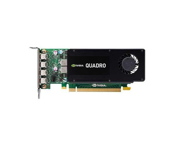 VGA Nvidia Quadro 4GB K1200 GDDR5 PCI Express 2.0x16 VCQK1200DVI-PORPB