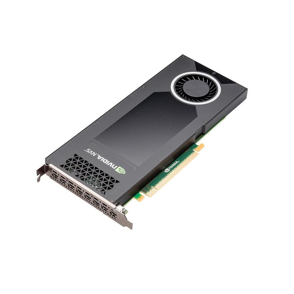 VGA Nvidia Quadro 4GB NVS 810 GDDR3 - VCNVS810DVI