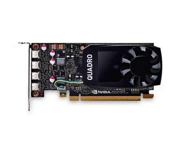 VGA Nvidia Quadro 4GB P1000 GDDR5 PCI Express 3.0 x 16 - VCQP1000