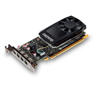 VGA Nvidia Quadro 4GB P1000 GDDR5 PCI Express 3.0 x 16 - VCQP100