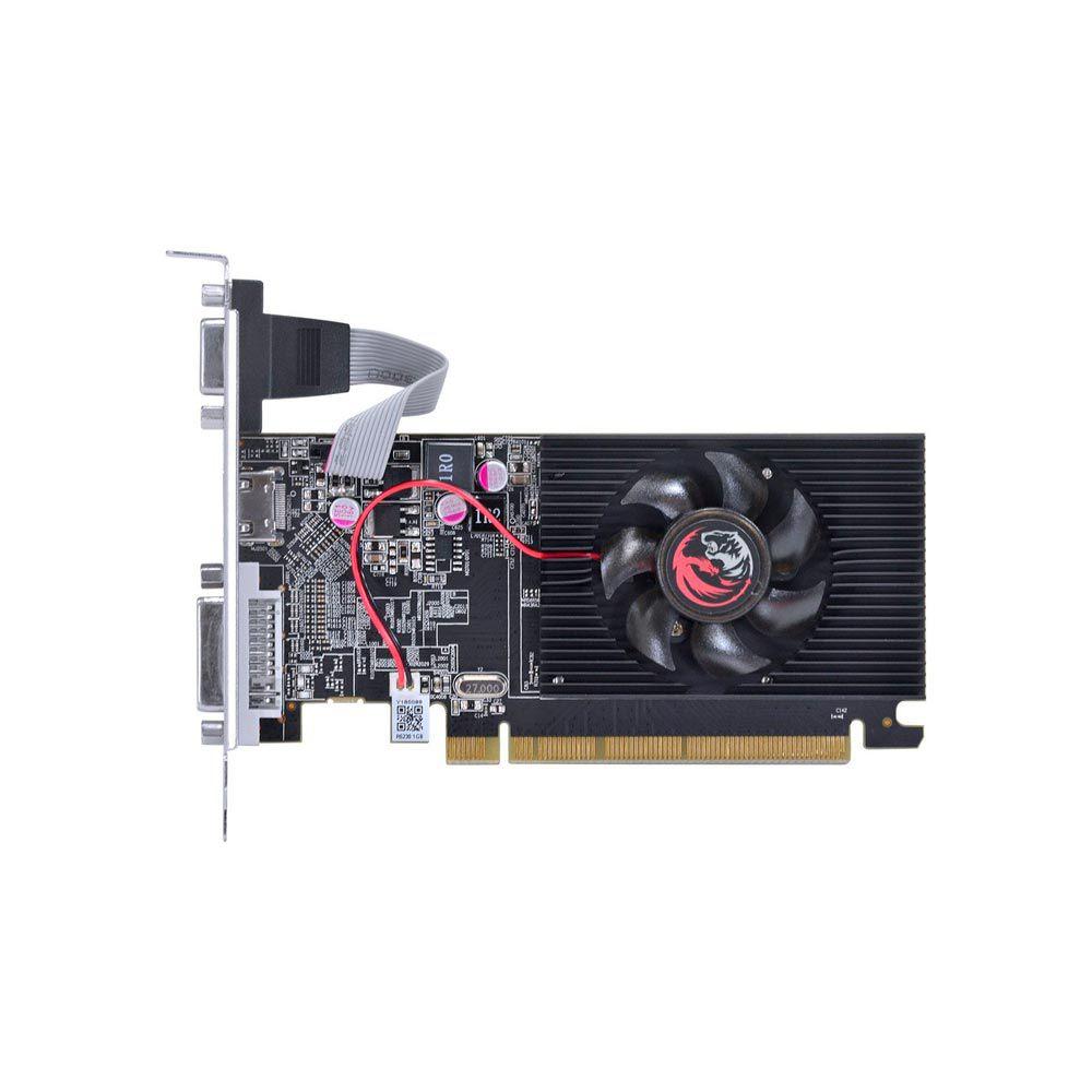 VGA Radeon 2GB R5 230 DDR3 Low Profile Pcyes 64Bits PW230R56402