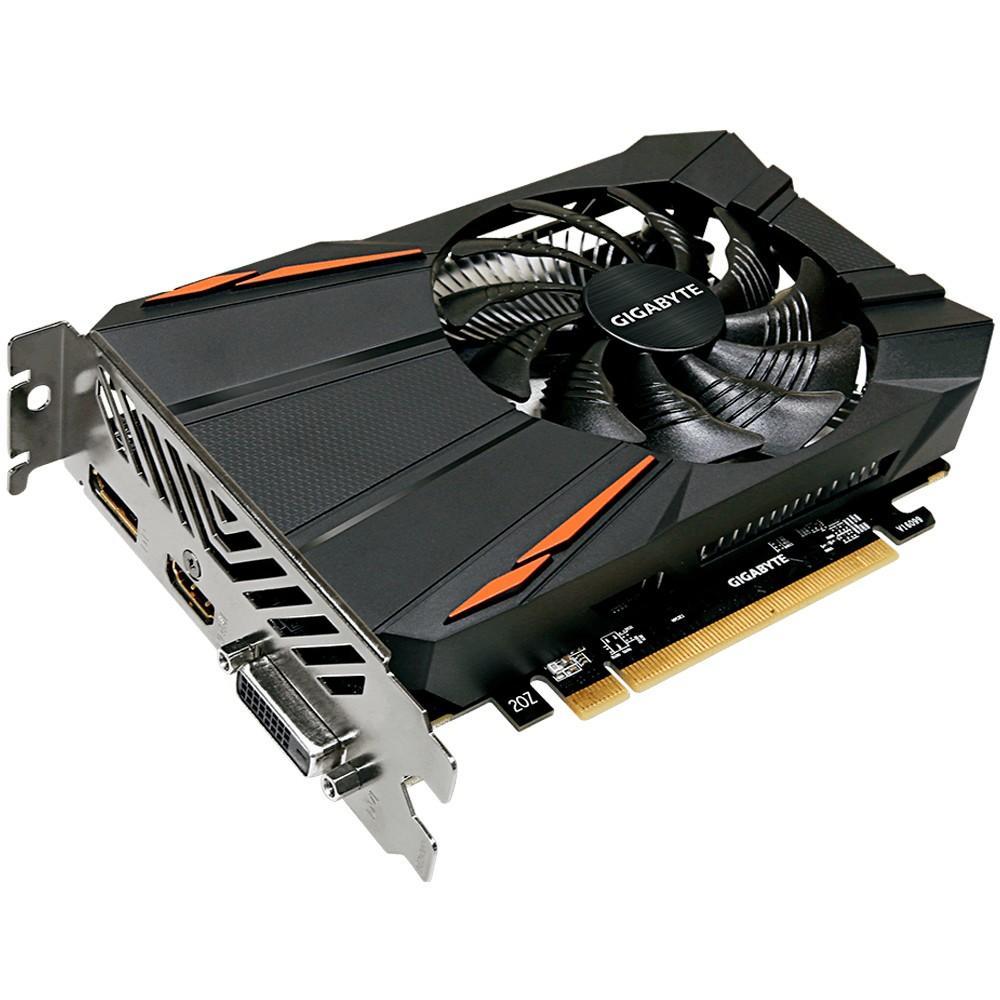 VGA Radeon 2GB RX 550 Gigabyte GDDR5 128BITS, GV-RX550D5-2GD
