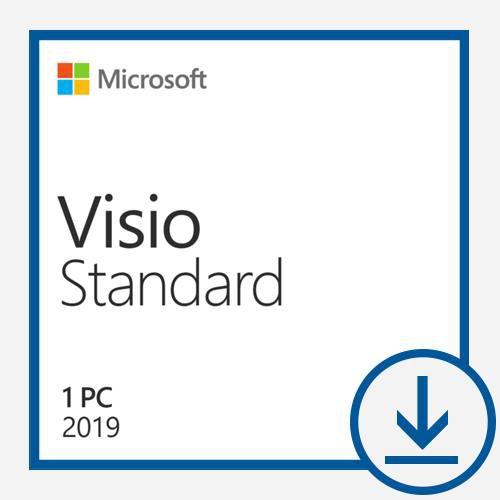 VISIO PROFESSIONAL 2019 ESD