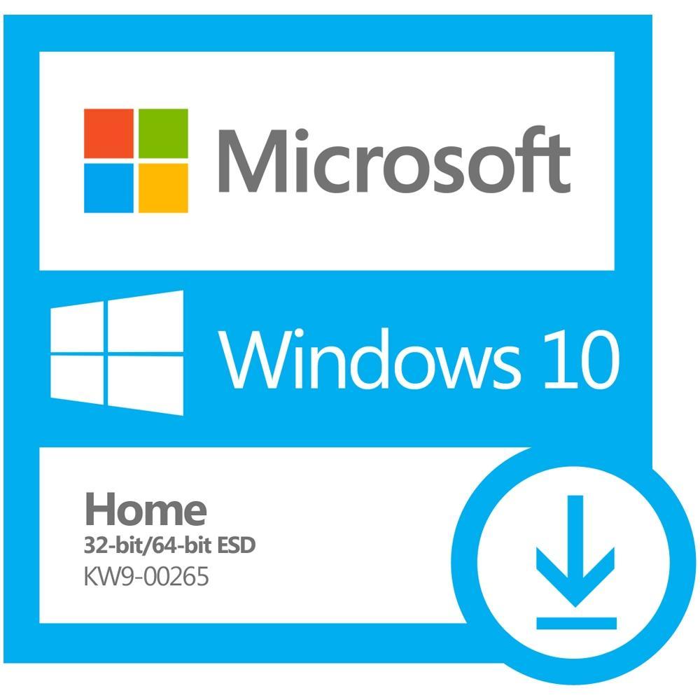 WINDOWS 10 HOME 32/64 BITS ESD .