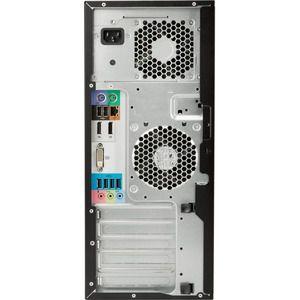 "WORK HP Z240 E3-1225V5 W1OP 16GB 1TB NVD P400 2GB 3L BUNDLE C/ MONITOR 27"""