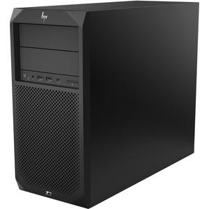 HP Inc. WORK HP Z2 G4 I7 8700 W10P 16GB 256+1TB NVD 2GB P400 3A ONSITE - 7ZU60LA#AC4