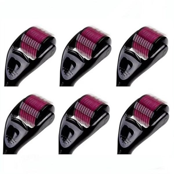10 Dermaroller 540 Agulhas Derma Roller 0,5 1,0 1,5 2,0, 2,5 mm