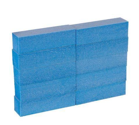 Lixas Bloco Fecha Poro Polir Azul c/ 10 un