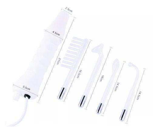 Aparelho Alta Frequência Bivolt Limpeza Tratamento De Pele