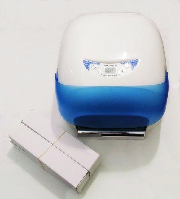 Cabine Uv Digital Com Ventilação Professional Nail Dry 220v
