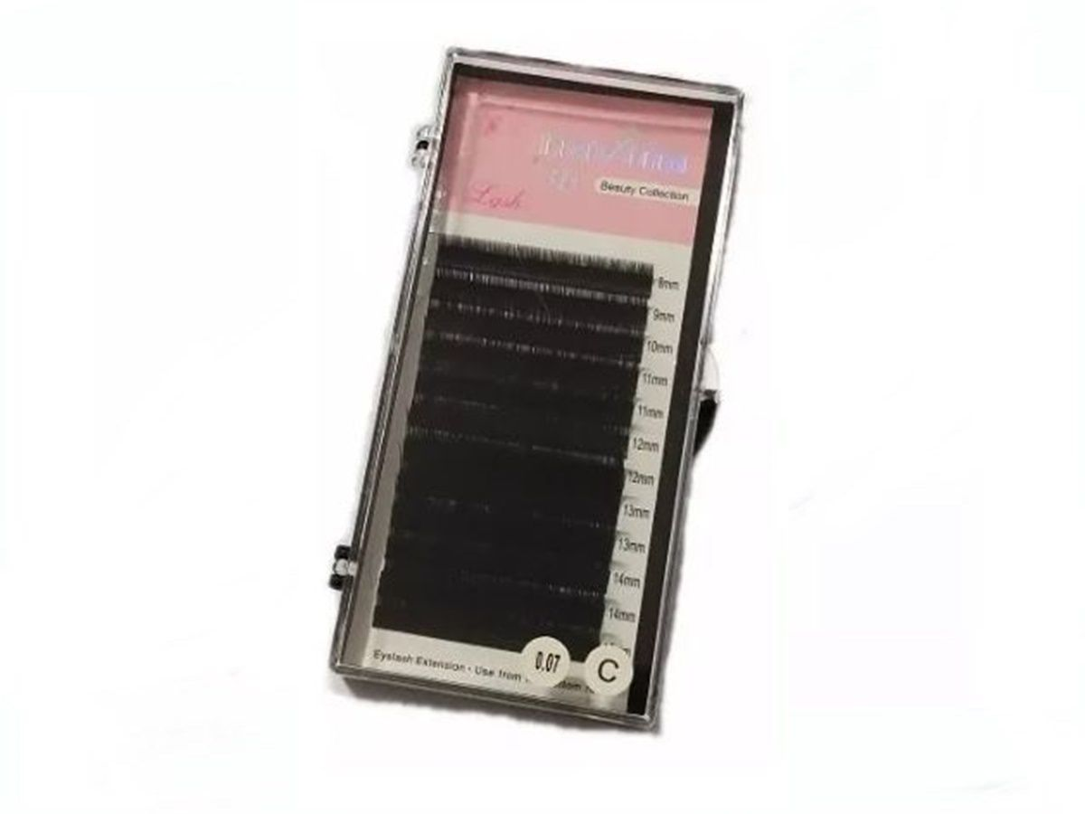 Cílios Navina 3d Mix C 8-15mm Fio A Fio 0.07C