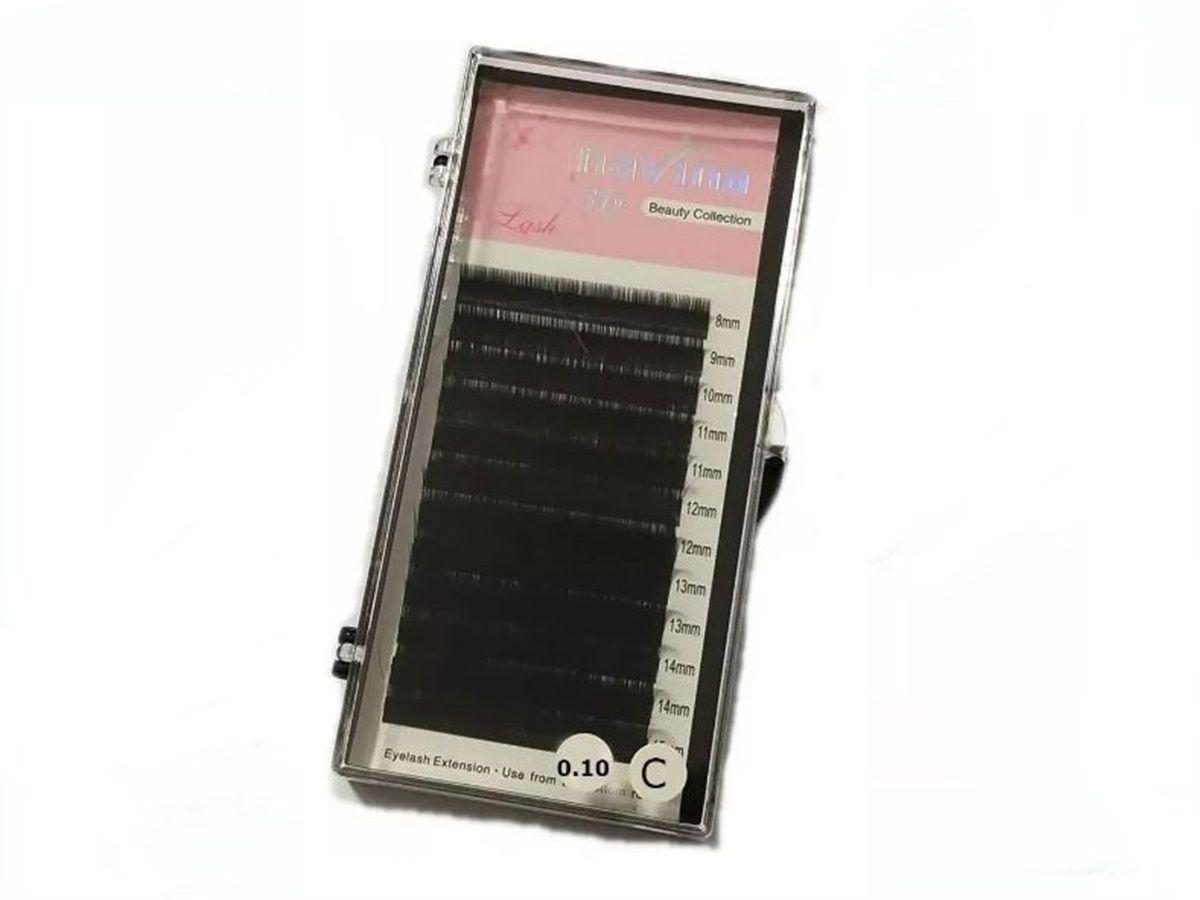 Cílios Navina 3d Mix C 8-15mm Fio A Fio 0.10C