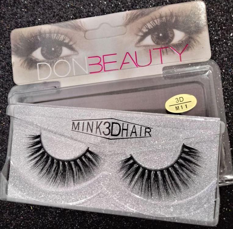 Cilios Postiços 3d Don Beauty M11