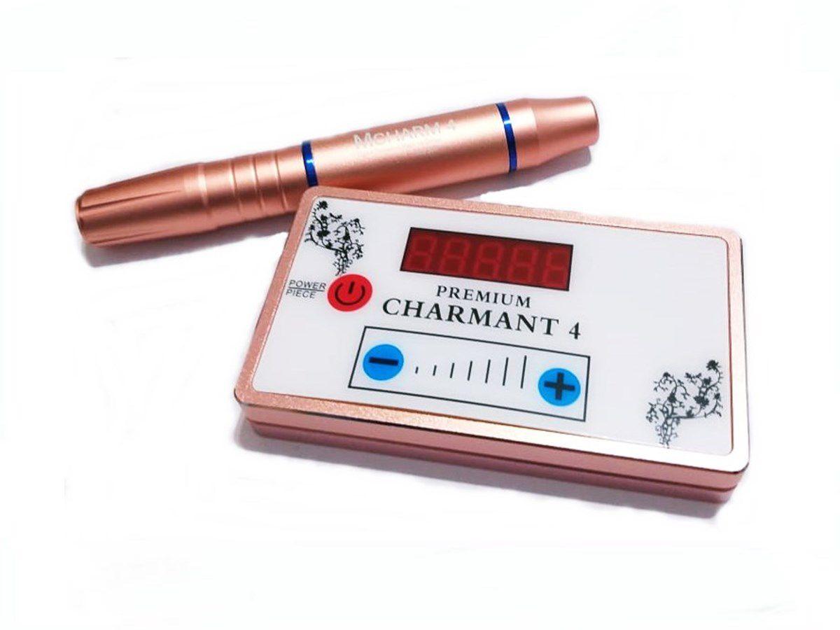 Dermógrafo Para Micropigmentação Charmant 4 Premium