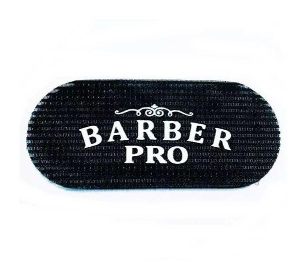 Divisor Prendedor Velcro Cabelos Hair Grippers Barber Preto