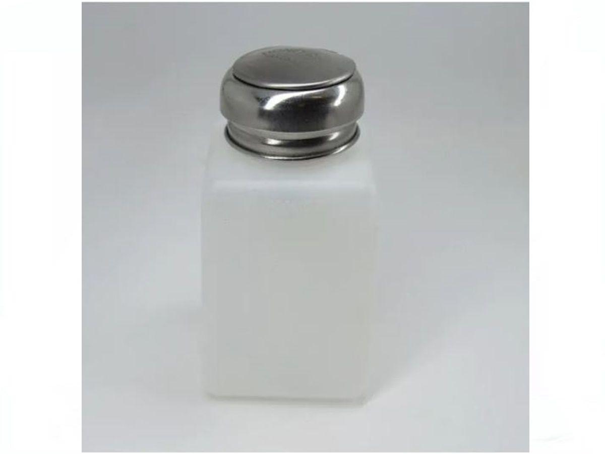 Dosador Porta Acetona Honey Girl 200ml Branco