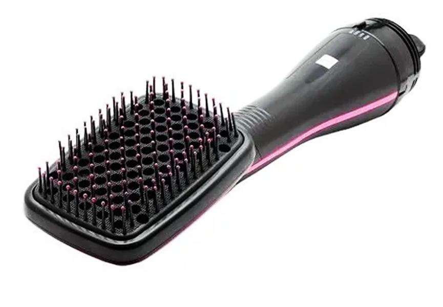Escova Secadora Hairstar One Step KLD 801 Profissional Seca Alisa E Modela 110V