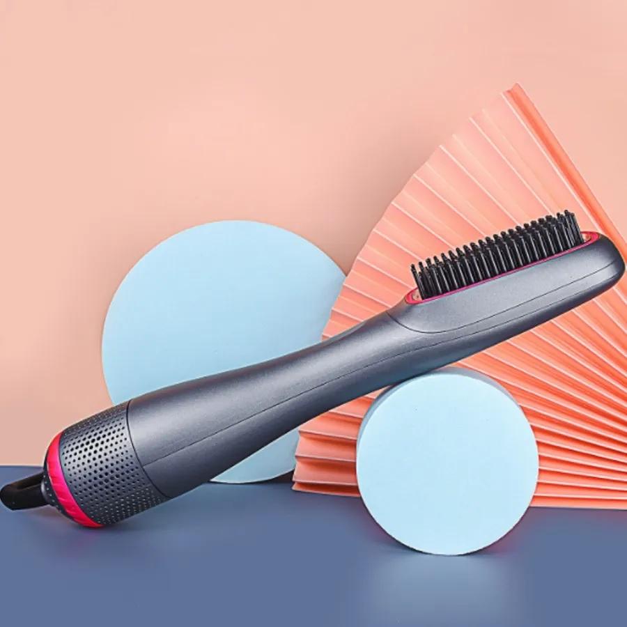 Escova Secadora Hairstar Profissional KLD 806 Seca Alisa E Modela 3x1 220v